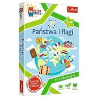 Gry dla dzieci, Gra Państwa i Flagi Mistrz Wiedzy (01953). od 6 lat