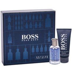 HUGO BOSS Boss Bottled Infinite zestaw Edp 50 ml + Żel pod prysznic 100 ml dla mężczyzn