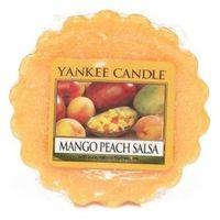 Olejki zapachowe, Wosk zapachowy YANKEE Mango Peach Salsa - YWMPS- natychmiastowa wysyłka, ponad 4000 punktów odbioru!