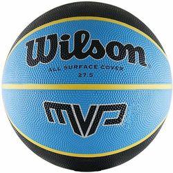 Piłka koszykowa Wilson Junior 5 niebiesko-czarna WTB9017XB05