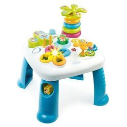 Smoby Cotoons Smoby Activities Table-Blue