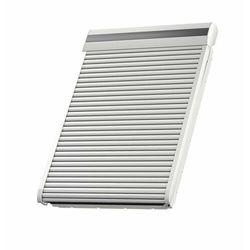 Roleta na okno dachowe VELUX SML UK10 134x160 zewnętrzna elektryczna tytan-cynk