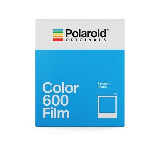 Pozostałe akcesoria fotograficzne, Wkłady do aparatu POLAROID 600 Color Film (8 zdjęć)