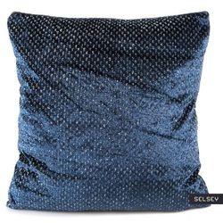 SELSEY Poszewka na poduszkę Dararis 45x45 cm welwetowa