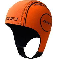 Zone3 Neoprene Swimming Cap Czepek pływacki pomarańczowy L 2018 Czepki pływackie Przy złożeniu zamówienia do godziny 16 ( od Pon. do Pt., wszystkie metody płatności z wyjątkiem przelewu bankowego), wysyłka odbędzie się tego samego dnia.