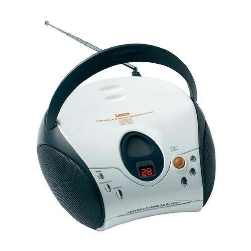 Przenośne radioodtwarzacze, Lenco SCD-24