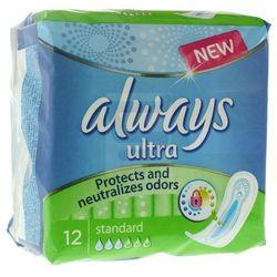 ALWAYS 12szt Ultra Standard Podpaski
