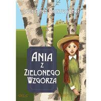 Książki dla młodzieży, Ania z Zielonego Wzgórza (opr. miękka)