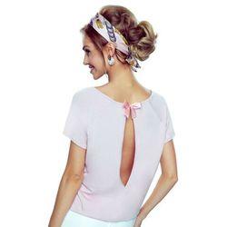 Ilza koszulka z krótkim rękawem Eldar Romantica Active Jasny Róż Wiosenna (-8%)
