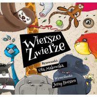 Książki dla dzieci, Wierszozwierze (opr. broszurowa)