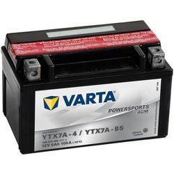 Varta Akumulator motocyklowy Powersports AGM YTX7A-4 / YTX7A-BS Darmowa wysyłka i zwroty