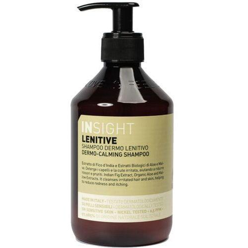 Mycie włosów, Insight Lenitive, szampon kojący skórę głowy, 400ml