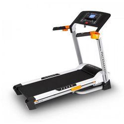 Capital Sports Pacemaker X20 domowa profesjonalna bieżnia4KM 16km/godz pas piersiowy srebrny