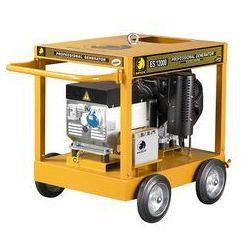 Agregat prądotwórczy jednofazowy Benza ES-12000-AVR