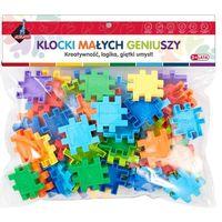 Puzzle, Klocki puzzle 75 elementów