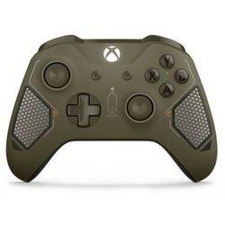 Kontroler bezprzewodowy MICROSOFT Combat Tech do Xbox One/PC