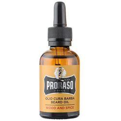 Proraso Wood and Spice olej do brody 30 ml