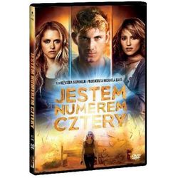 Jestem numerem cztery (DVD)