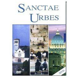 3 filmy DVD - Święte Miasta. Asyż, Jerozolima, Rzym Wyprzedaż 12/17 (-64%)