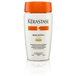 Kerastase Satin 2 Bain | Kąpiel odżywcza do włosów suchych, uwrażliwionych - 250 ml