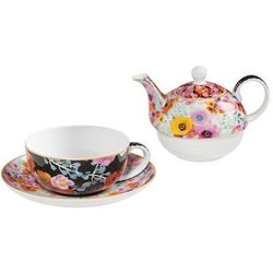 Maxwell & Williams - Bloems - Zestaw do herbaty tea for one