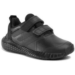 Buty adidas - FortaGym Cf K G27203 Cblack/Cblack/Dgsogr
