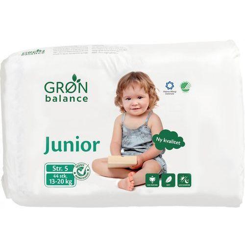 Pieluchy jednorazowe, PIeluchy Junior 13-20kg Gron Balance