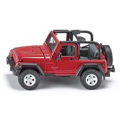 Jeep Wrangler - Siku. DARMOWA DOSTAWA DO KIOSKU RUCHU OD 24,99ZŁ