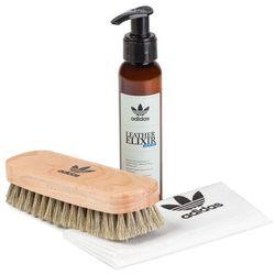 Zestaw do czyszczenia adidas - Leather Elixir Set 909843