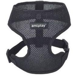 Szelki bezuciskowe AMIPLAY - XL, Granatowy