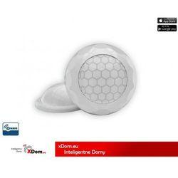 Coolcam Motion Sensor - Czujnik ruchu + okrągła podstawka Z-Wave Plus
