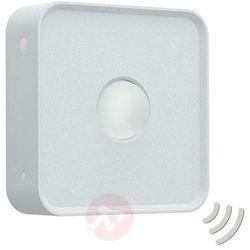 Eglo 97475 - Zewnętrzny czujnik ruchu CONNECT SENSOR 12 m 3xAA biały