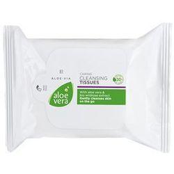 Lr health & beauty Aloe vera chusteczki oczyszczjąc 25 ks