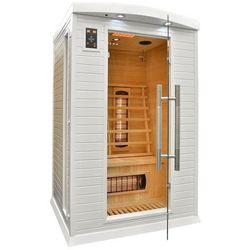 Sauna infrared + koloroterapia DH2 GH White