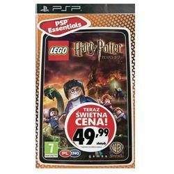 LEGO Harry Potter: Lata 5-7 (PSP)