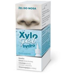 XYLOGEL HYDRO żel do nosa 10g