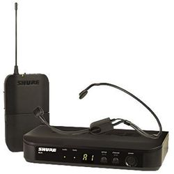 Shure BLX14/PGA31 PG Wireless mikrofon bezprzewodowy nagłowny PGA31, pasmo H8E Płacąc przelewem przesyłka gratis!