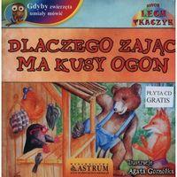 Książki dla dzieci, Dlaczego zając ma kusy ogon (opr. broszurowa)