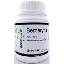 Berberyna (300 kapsułek)