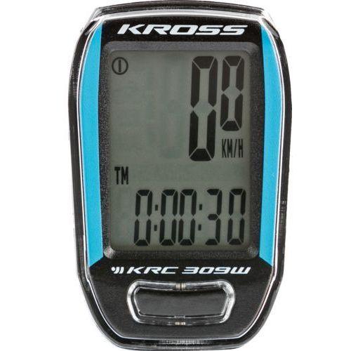 Liczniki rowerowe, Kross KRC 309W