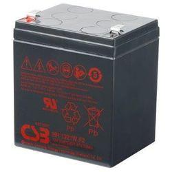 Akumulator AGM CSB HR 1221 W F2 (12V 5,3Ah)
