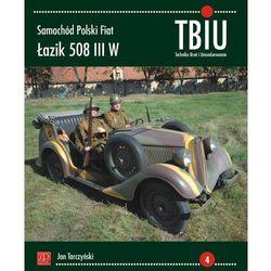 TBiU Samochód Polski Fiat Łazik 508 III W - Jan Tarczyński (opr. miękka)