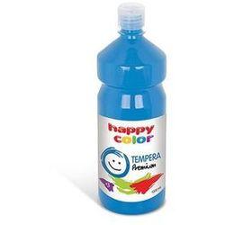 Farba Tempera Premium 1l błękitny 1000-30 Happy Color