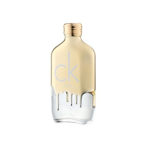 Wody toaletowe unisex, Calvin Klein CK One Gold 100 ml woda toaletowa