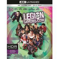 Filmy fantasy i s-f, Legion Samobójców (4K Blu-ray) - David Ayer
