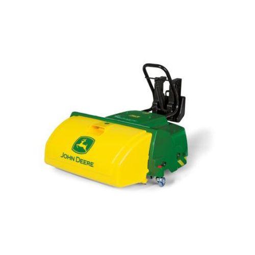 Traktory dla dzieci, ROLLY TOYS Zamiatarka rollyTrac Sweeper John Deere 409716