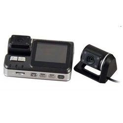 Kamera Samochodowa HD! + Kamera Zewnętrzna/Cofania + LCD 2