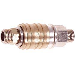 Szybkozłączka do kompresora NEO 12-646 gwint zewnętrzny męska z końcówką 3/8 cala