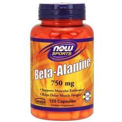 Beta Alanine 750mg 120 kaps.