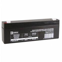 Akumulator ołowiowy AGM 12V 2,2Ah F4,7 B9672